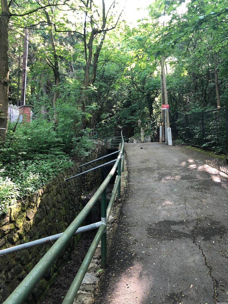 Kahlenbergerdorf - Jungherrnsteig
