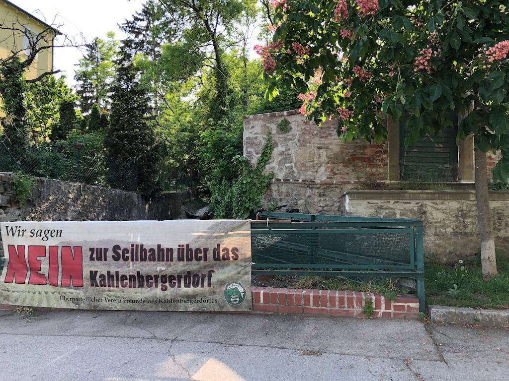 Kahlenbergerdorf - Waldbach