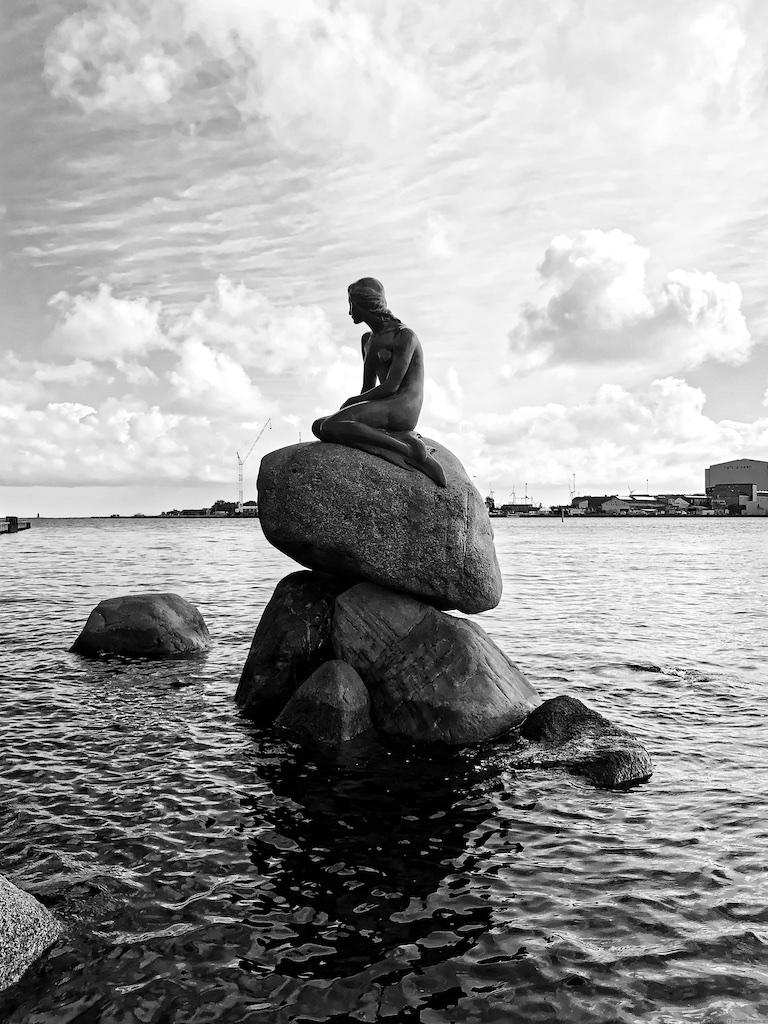 Den Lille Havfrue - Die kleine Meerjungfrau
