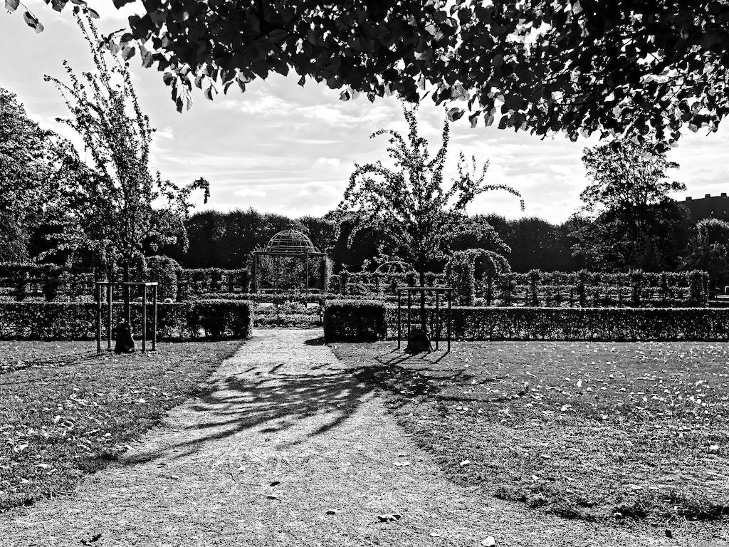 Rosenborg Schloss Garten