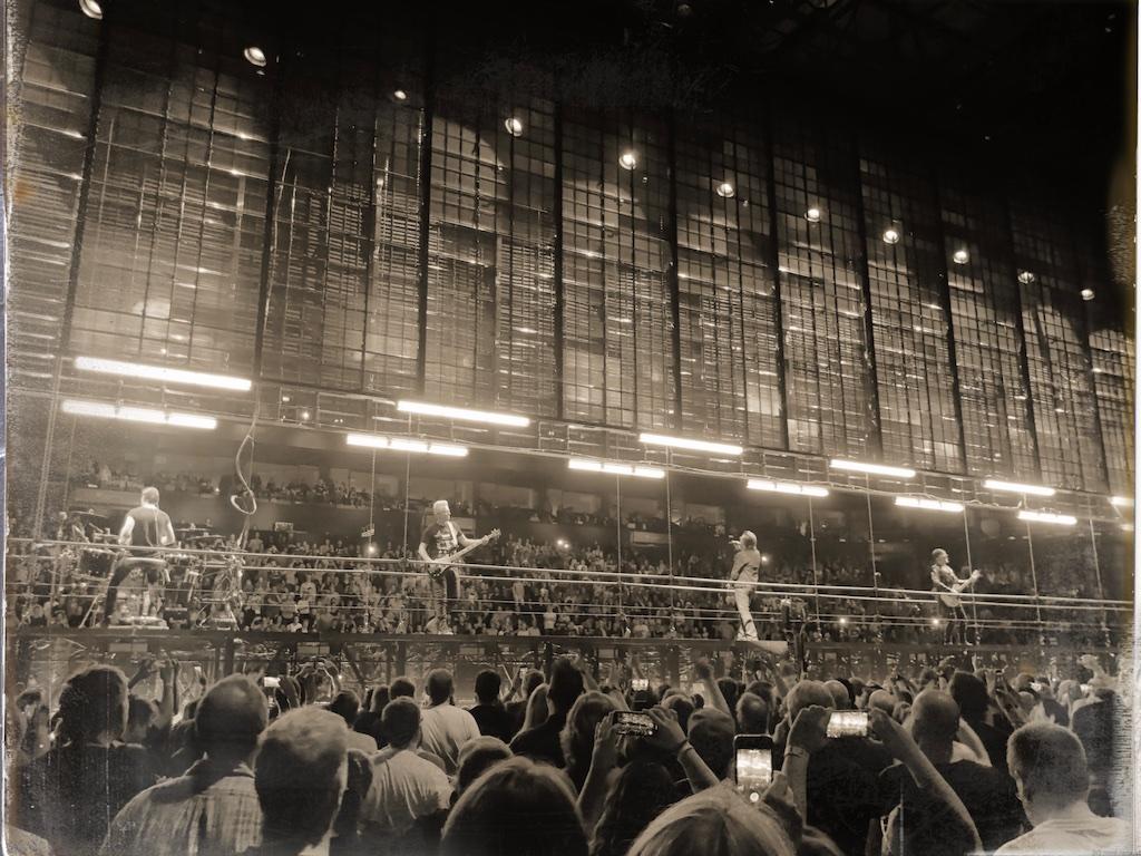 U2 - e&i Tour Hamburg