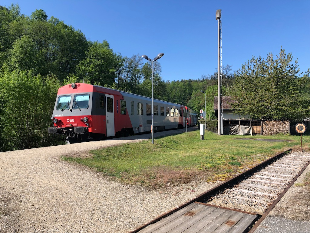 Kamptalbahn