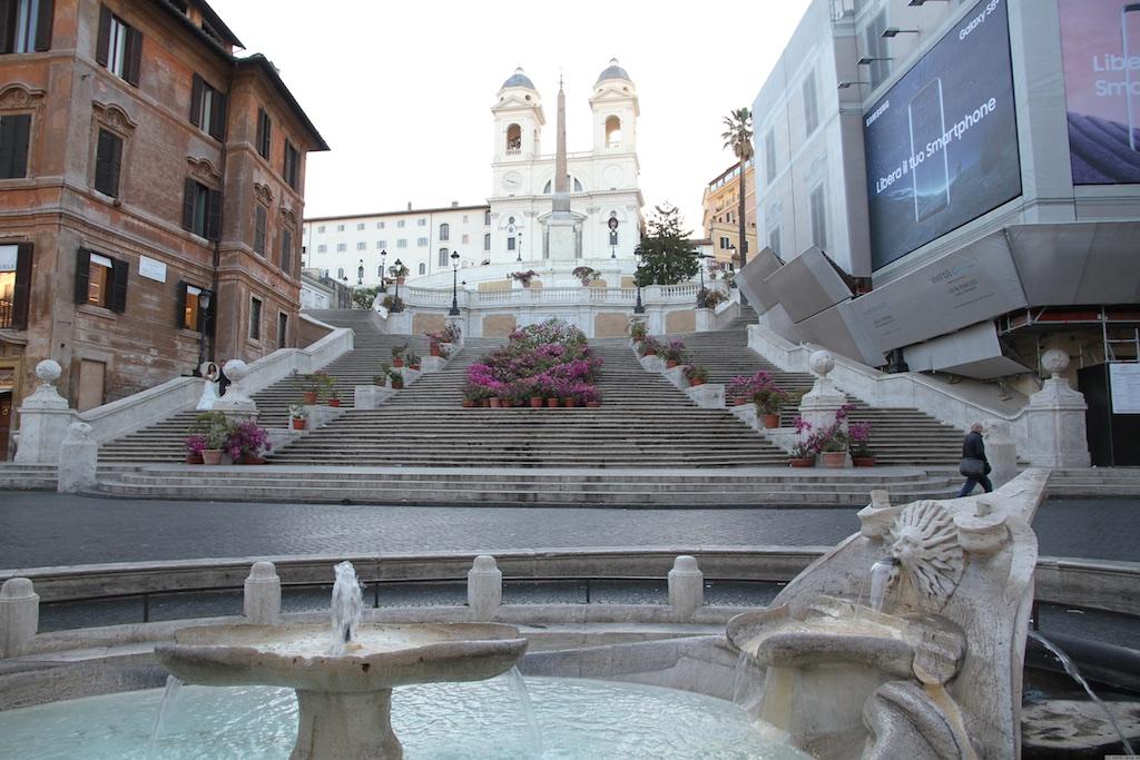 Spanische Treppe