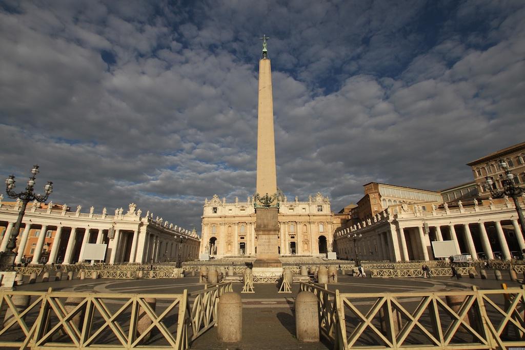 Vatikanischer Obelisk