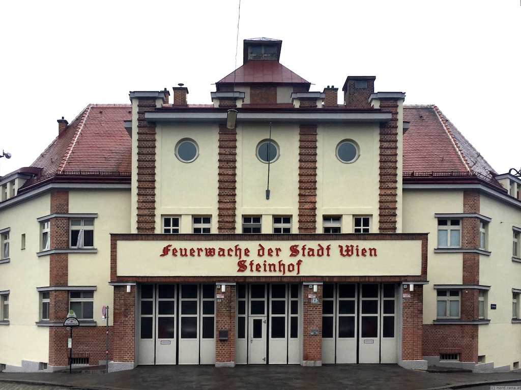 Feuerwache Steinhof
