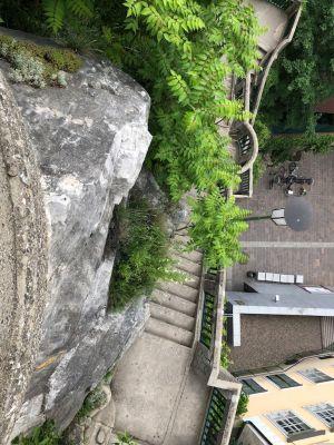 Treppen zum Schlossberg