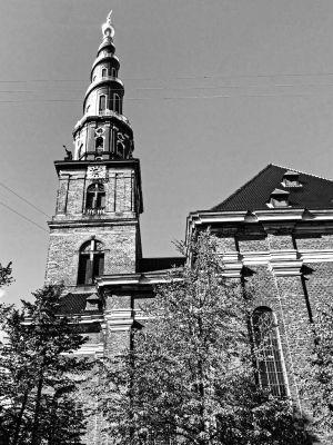 Frelsers Kirke - Erlöserkirche
