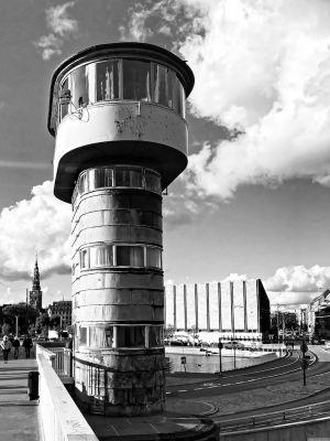 Steuerhaus für die Klappbrücke Knippelsbro
