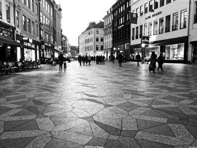 Fußgängerzone Strøget