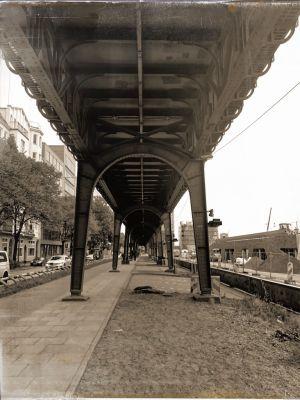 Unter der Hochbahn