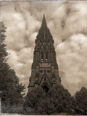 Kirchturm Mahnmal St. Nikolai