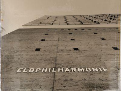 Fassade der Elbphilharmonie