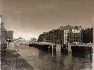 Der Zollkanal und die Hafenmeisterei