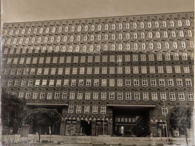 Fassade des Sprinkenhofs