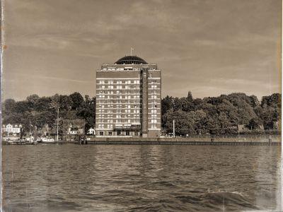 Eine Seniorenresidenz an der Elbe