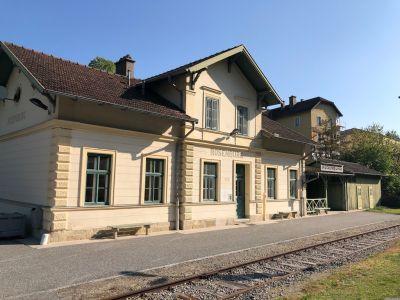 Bahnhof Rosenburg