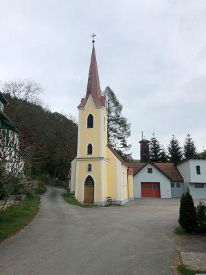 Kirche im Wegscheid am Kamp