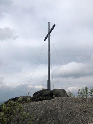 Gipfelkreuz Nebelstein